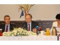 """AB Türkiye Delegasyonu Başkanı Berger: """"Avrupa Birliği'nin idam cezası hususundaki pozisyonu son derece net"""""""