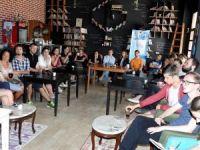 8 ülkeden sivil toplum çalışanları Çeşme'de buluştu