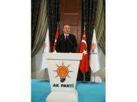 Cumhurbaşkanı Erdoğan, A takımı ile birlikte kolları sıvadı