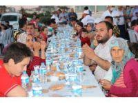 Antakya Belediyesi mahalle iftarları başladı