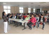 Belediye personeline iş sağlığı eğitimi