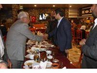 Başkan Vekili Erat, şehit ve gazi yakınları ile iftarda buluştu