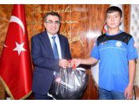 Sivas Demirsporlu ikizler Türkiye şampiyonu oldu