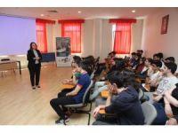 SANKO Üniversitesi öğretim üyeleri öğrencileri bilgilendirdi