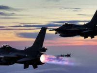 Hakkari'de PKK'ya hava harekatı