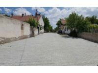 Uçhisar Belediyesi yol çalışmalarına devam ediyor