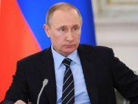 Rusya Devlet Başkanı Putin: Yaptırımlar kaldırılmalı