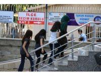 Aladağ'daki yangında yaralanan çocuklar da duruşmaya getirildi