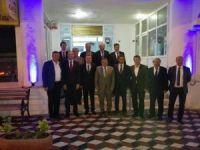 Bilecik Belediyeler Birliğine üye belediye başkanları buluştu