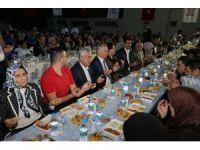 Büyükşenir'den Muratdede'de iftar sofrası