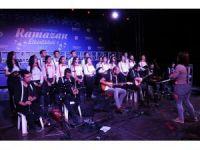 Kepezli gençlerden Ramazan konseri