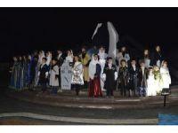 Başkan Ataç, Çerkes Sürgünü Anıtı'nın açılışına katıldı
