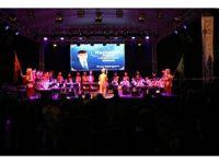 Mehteran ve Tasavvuf konseri duygulandırdı