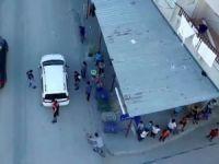Uyuşturucu satıcılarına drone destekli operasyon