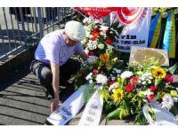 Solingen'de 5 Türkün hayatını kaybettiği faciayı anma etkinliği düzenlendi