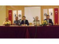 Avanos'ta ilçe güvenlik toplantısı yapıldı