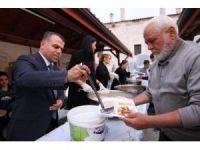 Safranbolu'da mahalle iftarları