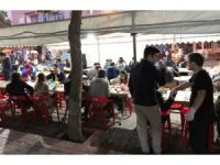 Hisarcık Belediyesinden 300 kişiye iftar yemeği