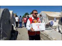 Kızılay Ramazan'da 12 milyon koli yardım dağıtacak