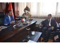 Baro Başkanı Han, MHP İl Başkanı Kalı'dan destek istedi