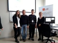 Abidin Pak-Pakmaya Anadolu Lisesi Letonya'da