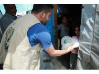 İHH'dan Suriye'ye Ramazan'da 30 milyon ekmek