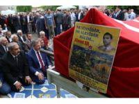 Ülkücü hareketin sembol ismi Ahmet Er son yolculuğuna uğurlandı