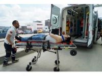 Cenazeye giderken kaza geçirdiler: 4 yaralı