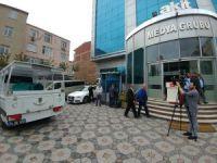 Kadir Demirel için Akit medya grubunda tören düzenlendi