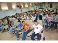 SGK İl Müdürlüğü Kartalbey İlkokulunda iş güvenliği eğitimi düzenledi