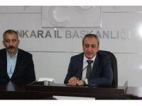 MHP'li Çetinkaya'dan demir fiyatlarındaki artışa tepki