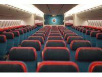 THY ilk yerli koltuk takılan uçağını teslim aldı