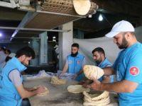 Diyanet Vakfı'ndan Suriyelilere yardım eli