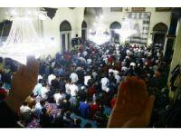 Afyonkarahisar'da, Kadir Gecesi huşu içerisinde geçti