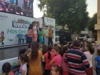 Tokatköy'de 5 bin Beykozlu iftar yaptı