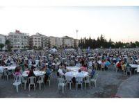 Binlerce Avcılarlı, geleneksel iftar yemeğinde bir araya geldi