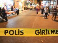 Gaziantep'te bayram alışverişi yapanlara ateş açıldı