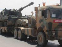 TSK Suriye sınırına yığınak yapıyor