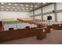 Elazığ'da 61 askerin yargılanacağı salon hazırlandı