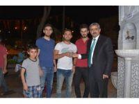 Nazilli Belediyesi, Kadir Gecesini ikramlarla taçlandırdı