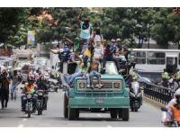 Venezuela'da muhalefet sokaklara geri döndü
