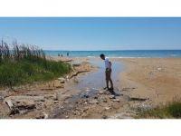 Çolaklı Halk Plajı kaderine terk edildi