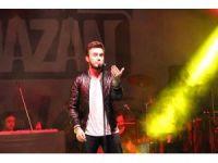 Mustafa Ceceli Beykoz'da konser verdi
