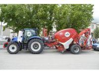 Aşkale'ye 320 bin liralık tarım makinası desteği