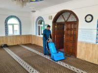 Yunusemre'de ibadethaneler bayrama hazır