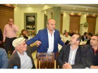 Başkan Arslan'dan Belediye personeline iftar yemeği