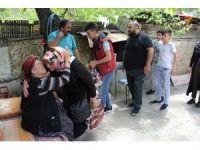Gönüllü gençlerden anlamlı ziyaretler
