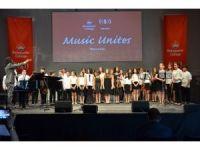 Türk öğrencilerden müziğin başkenti Viyana'da müzik ziyafeti