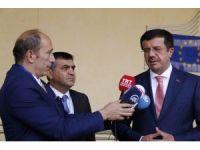 Ekonomi Bakanı Nihat Zeybekci, Brüksel'de