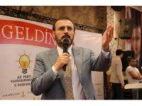 """AK Parti'li Ünal: """"Bu millet 15 Temmuz gecesi tankların önünden sıvışan Kılıçdaroğlu'nun kim olduğunu biliyor"""""""